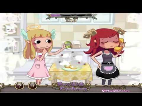 Ангел и демон - геймплей онлайн игры