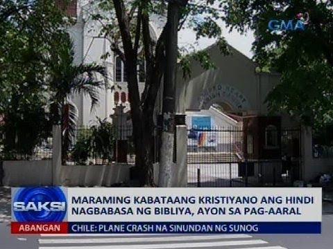 Saksi: Maraming kabataang kristiyano ang hindi nagbabasa ng Bibliya, ayon sa pag-aaral