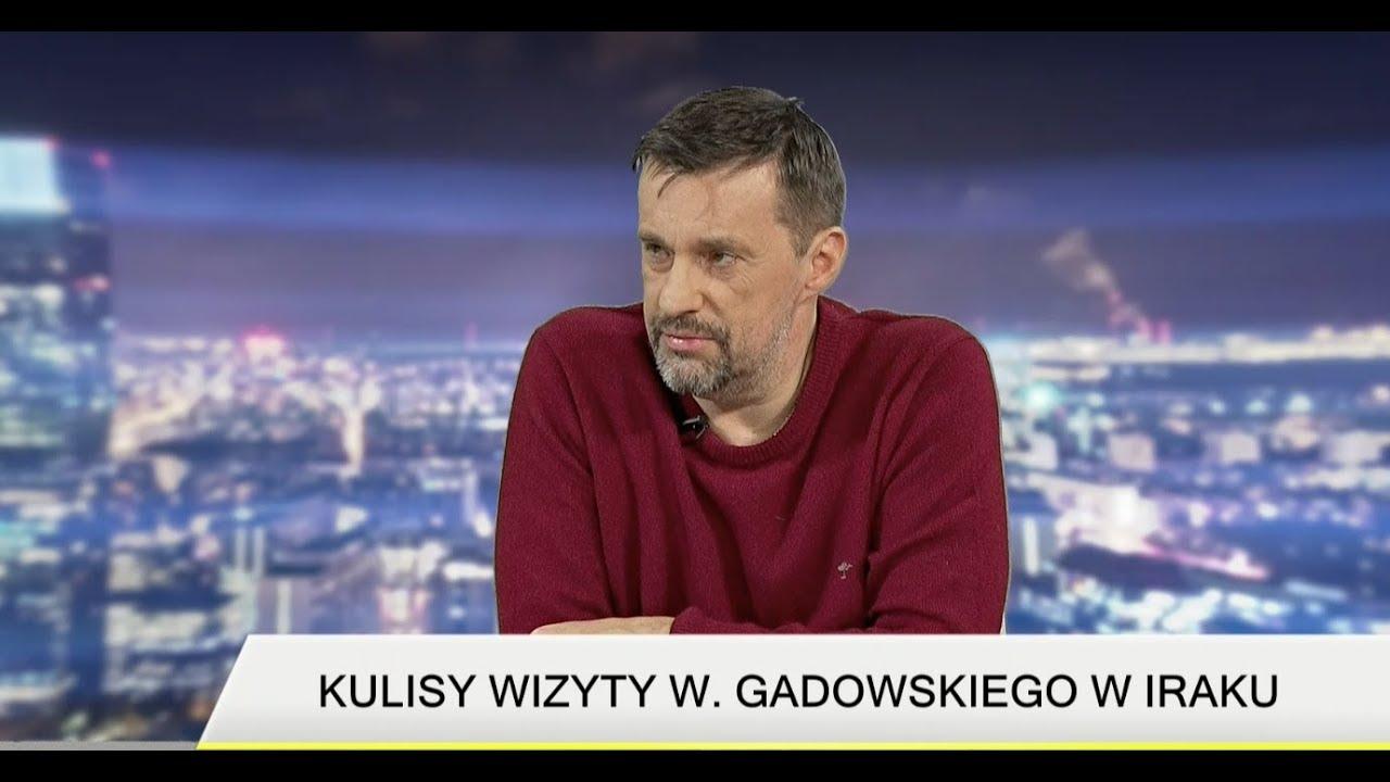 Wieczór wPolsce.pl z Witoldem Gadowskim, gościem Ryszarda Makowskiego. Cz. 1