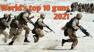 World's 10 Best Guns Till Now/ Top 10 Guns In 2021