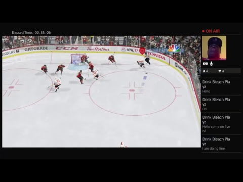 GAME 72 PHILADELPHIA FLYERS AT MINNESOTA WILD  NHL SEASON ONE 2017