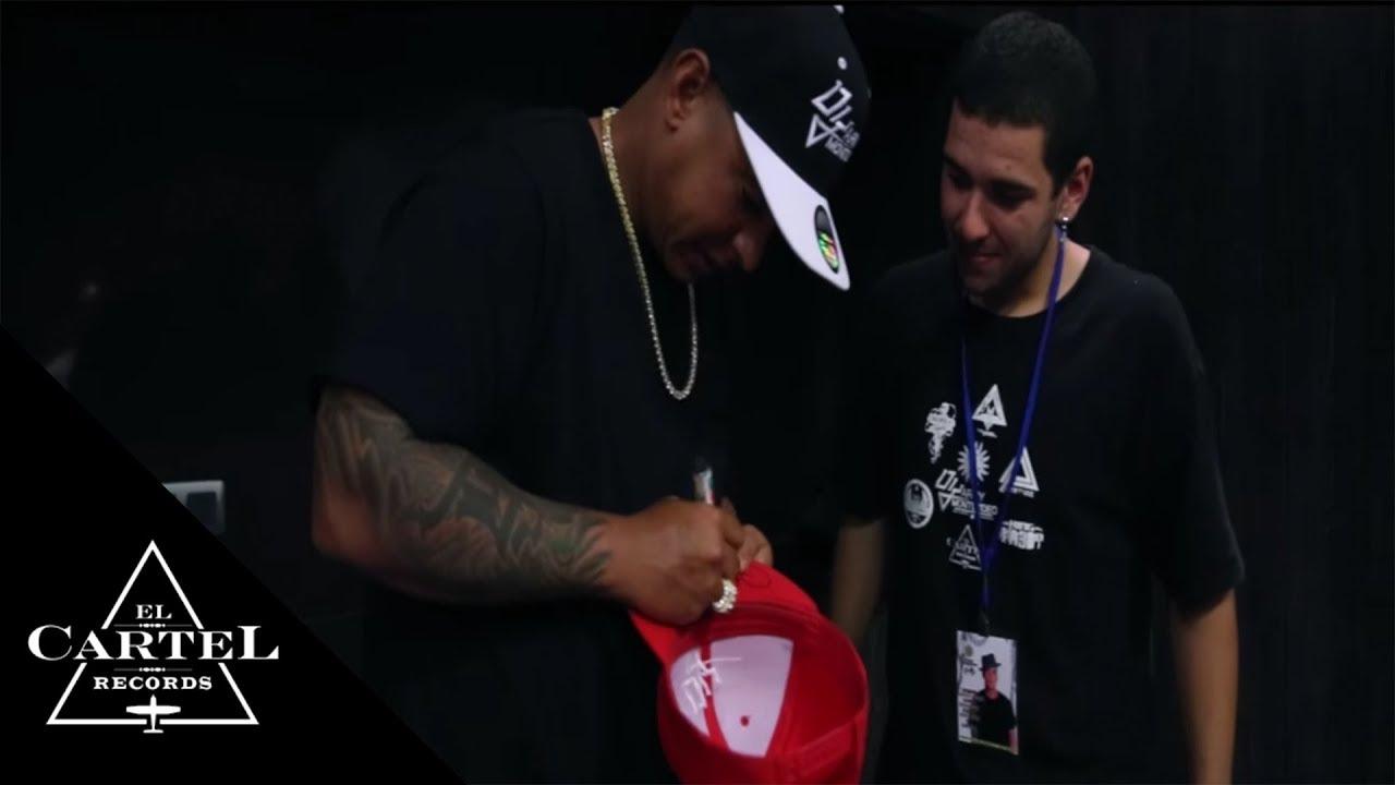 Daddy Yankee - #TamoEnvivoTour Uruguay 2017 (Live)
