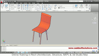 Autocad 3d Chair Model Tutorial | Autocad 2010 | Download Dwg Block Free