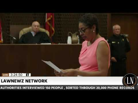 Jessica Chambers Murder Trial Defense Closing Arguments 10/15/17