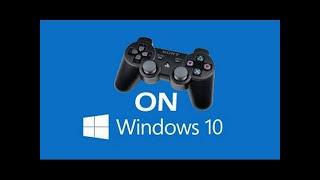 Playstation 3 Kolunu Windows 10'da Kullanmak %100 Kolay Çözüm