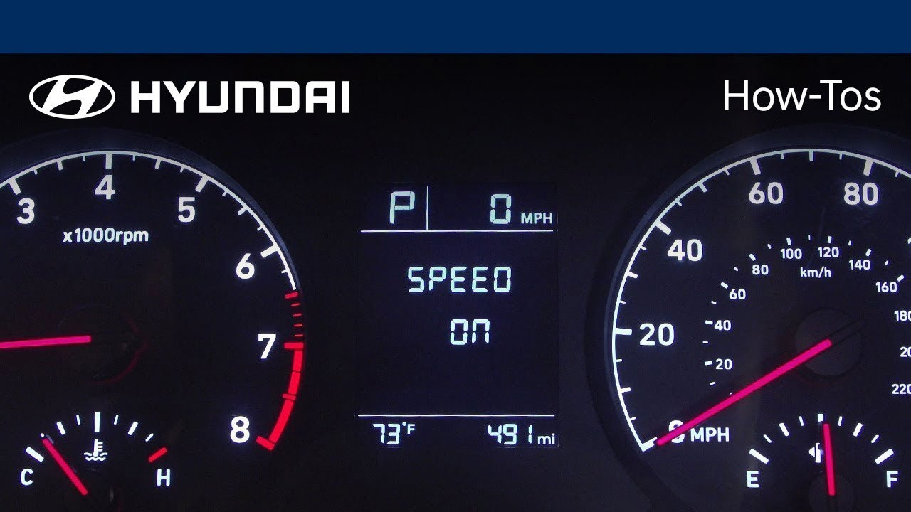 How to Change the Temperature Unit in Driver Settings | Accent | Hyundai