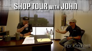 Fly Offroad Shop Tour