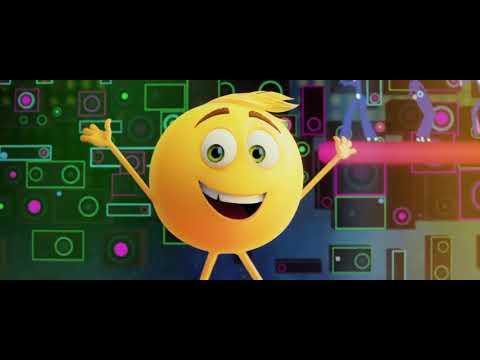 Emoji O Filme - Just Dance (cena)