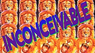 💎 KING OF AFRICA 💎  INCONCEIVABLE WIN ★ AS IT HAPPENS! ★ FULL SCREEN! ★