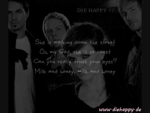 Die Happy - Genuine Venus w/lyrics