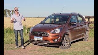 Ford Ka Freestyle - Test - Matías Antico - TN Autos