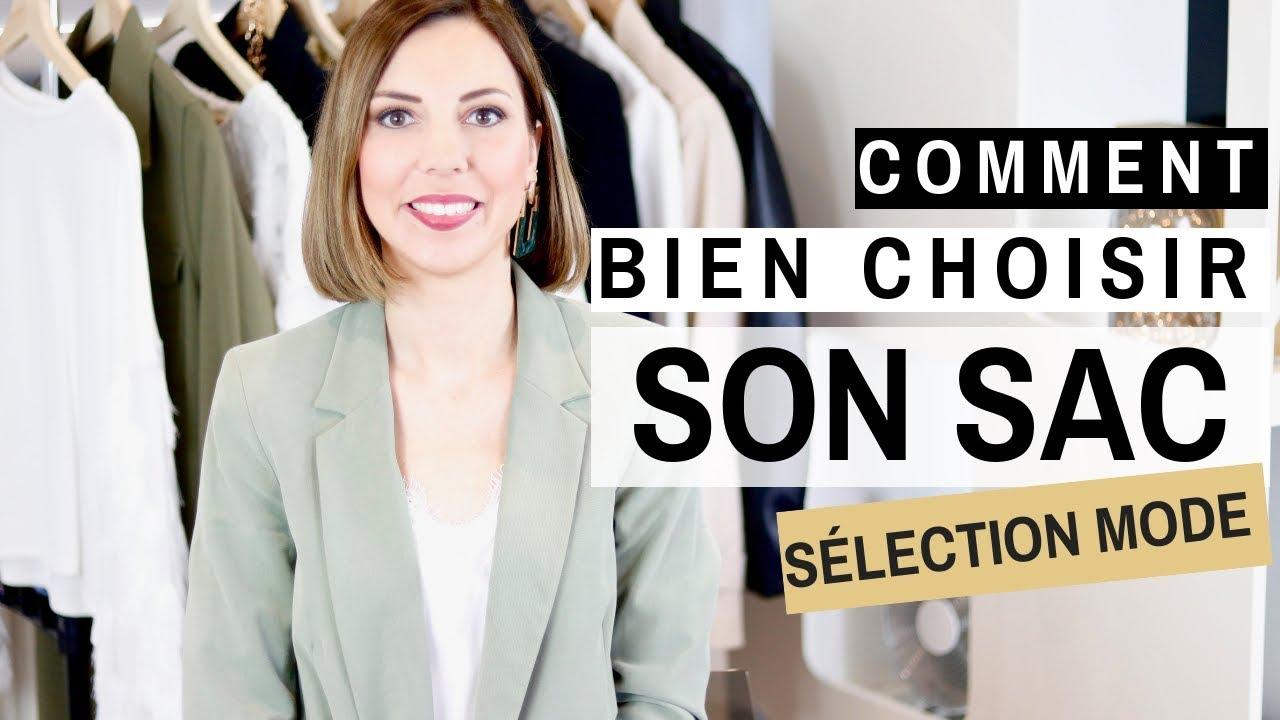 COMMENT CHOISIR SON SAC EN FONCTION DE SA MORPHOLOGIE ? Tendances sac & conseils  mode - YouTube