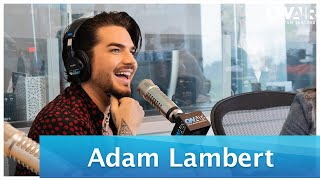 Adam Lambert Shares New Track 'Superpower,' His Relationship and More | On Air With Ryan Seacrest