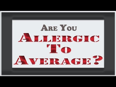 Allergic to Average | Motivational Video | Terrance Collins