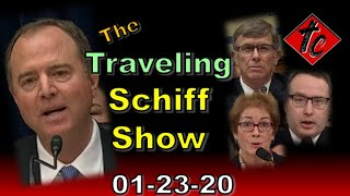 The Traveling Schiff Show - Truthification Chronicles