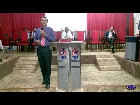 PREGAÇÃO IMPACTANTE!  Cura Interior - Pastor Marcelo Miranda -ITEJ
