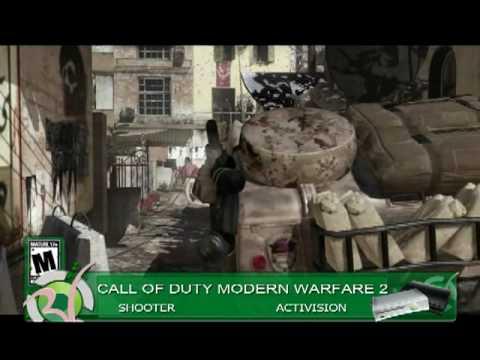 Modern Warfare 2 Analisis Red Virtual