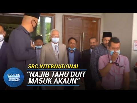 SRC INTERNATIONAL |Najib Razak Tahu Wang RM42 Juta Adalah Dana SRC