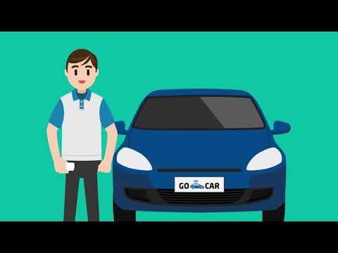 Cara Menggunakan Aplikasi GO CAR