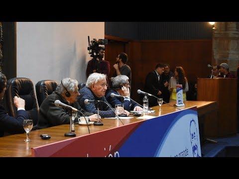 Noam Chomsky en Uruguay - Conferencia completa (doblada al español)