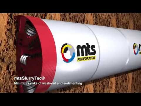 Microtunnelling Slurry - How It Works - Www.mtsperforator.com