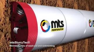 Microtunnelling Slurry - How it works - www.mtsperforator.com