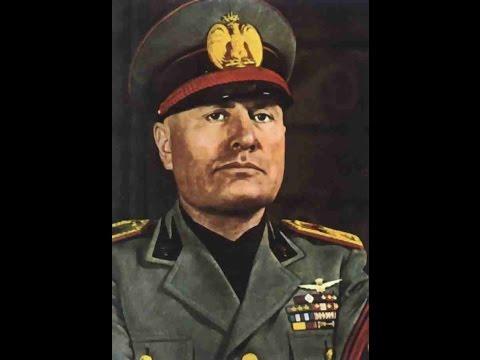 IIDOCUMENTARYII World War 2 &  Benito Mussolini