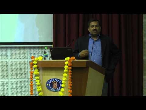 Mr Rajesh Jain - SREI Infrastructure Finance Limited - Annual National Seminar - BIMHRD