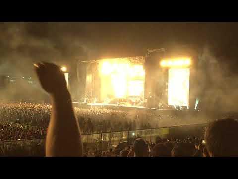 Stgo Rock City - Guns N Roses en Chile - Paradise City -  29 Sept 2017