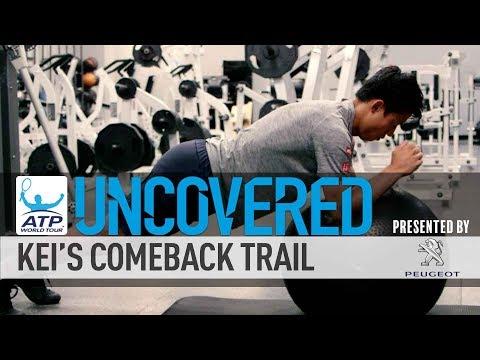 Nishikori On The Comeback Trail