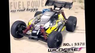 Buggy nitro 1/10 No.3378 Haiboxing by tommotor-rc shop