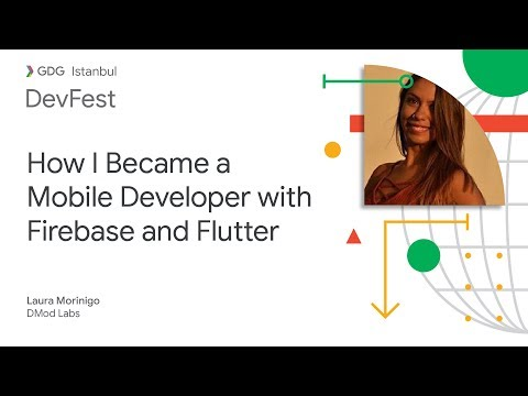 How I Became a Mobile Developer with Firebase and Flutter