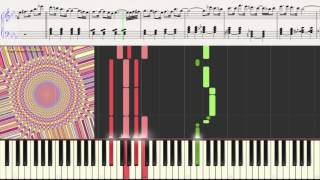 Блюз (Blues) Джаз (Jazz) (Ноты и Видеоурок для фортепиано) (piano cover)