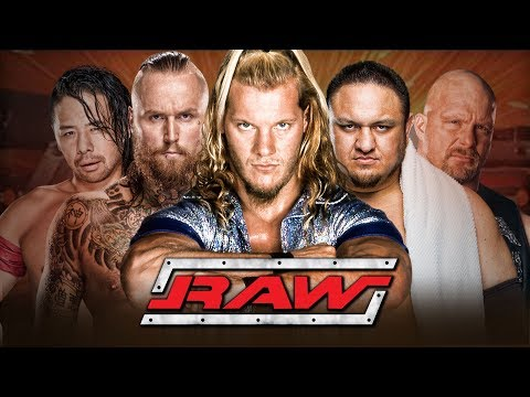 WWE 2K17 CO-OP UNIVERSE MODE   RAW EP30: ALL HELL BREAKS LOOSE ON RAW!