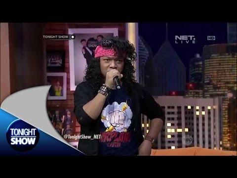 Candil Ditantang Bernyanyi dengan Berbagai Genre - Tonight's Challenge
