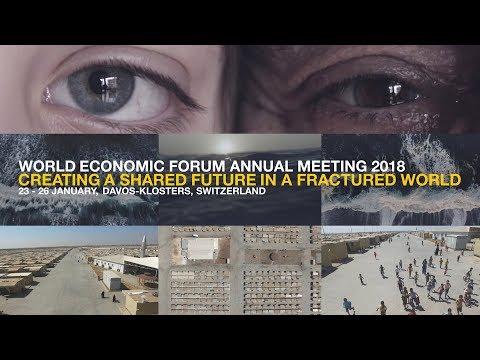 World Economic Forum   Annual Meeting 2018