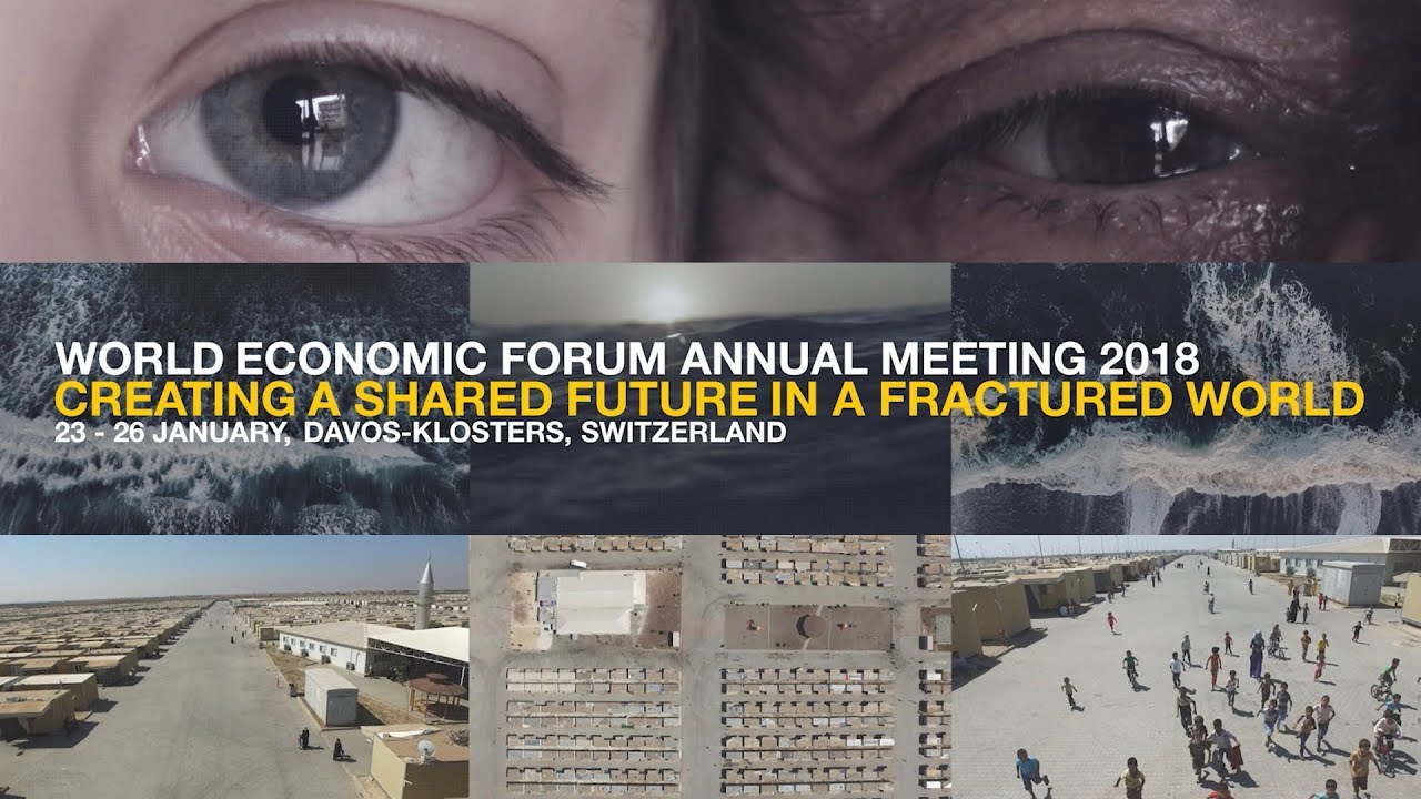 World Economic Forum | Annual Meeting 2018