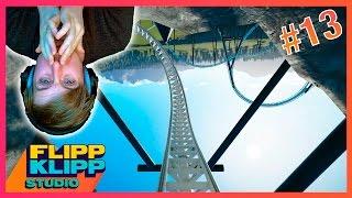 KUN FOR TØFFINGER!!! - FLIPPTROPOLIS (Planet Coaster #13)