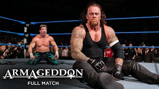FULL MATCH - Fatal 4-Way Match: WWE Armageddon 2004