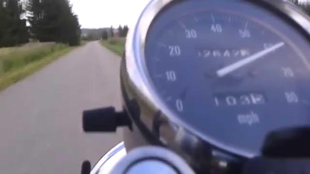 Kawasaki Eliminator 125 Acceleration Top Speed Doovi