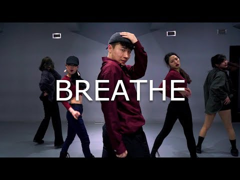 Jax Jones  Breathe ft Ina Wroldsen  DOHOON choreography  Prepix Dance Studio
