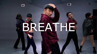 Jax Jones - Breathe ft. Ina Wroldsen | DOHOON choreography | Prepix Dance Studio Video