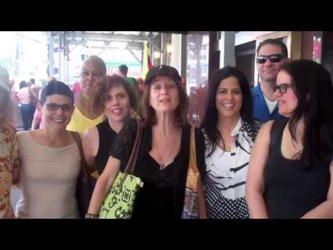 Raw Food Manhattan Tour