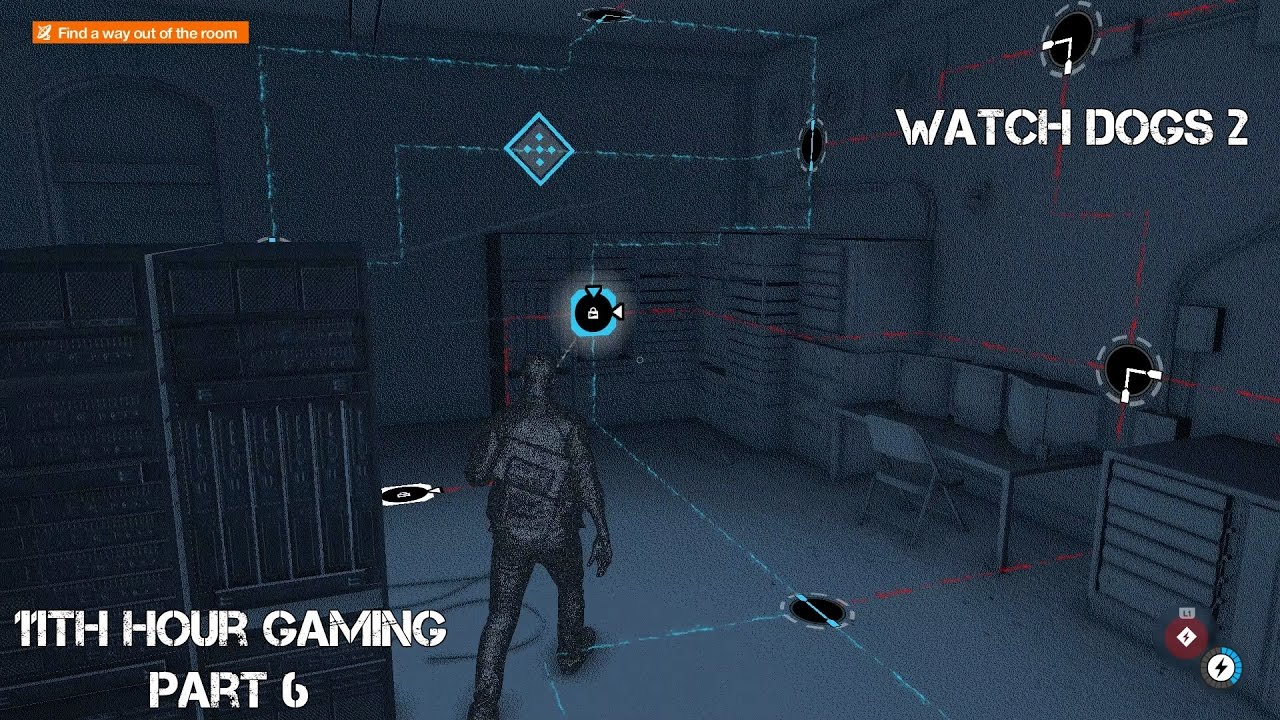 Watch Dogs  Drone Hacking