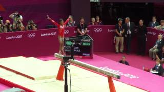 Gabby Douglas   BB   Team Final Olympics 2012