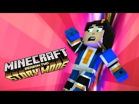 FALLING INTO THE VOID! - MINECRAFT...