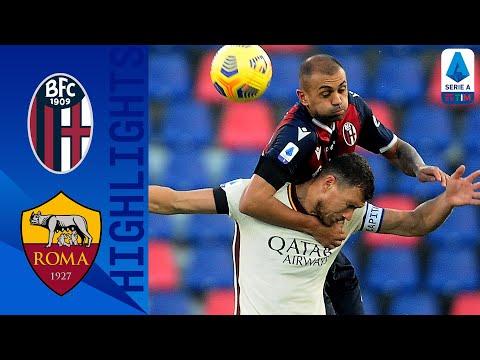 Bologna 1-5 Roma | La Roma domina contro il Bologna! | Serie A TIM
