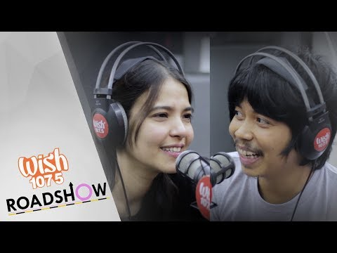 Roadshow Interview: Alessandra De Rossi and Empoy Marquez LIVE on Wish 107.5