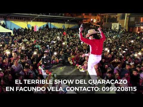 TERRIBLE SHOW DEL DEL GUARACAZO EN FACUNDO VELA