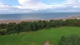 Longniddry Golf Club (drone)
